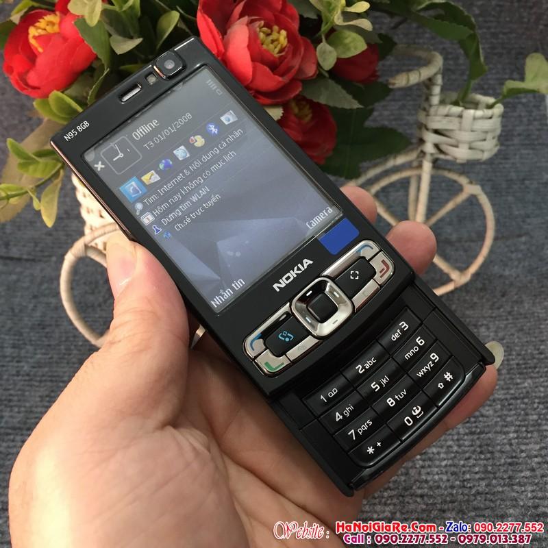 Nokia n95 và địa chỉ chuyên bán điện thoại cổ giá rẻ tại Huyện Sốp Cộp