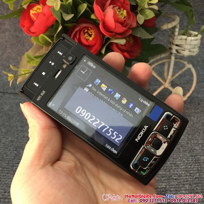 Điện Thoại Giá Rẻ Nokia N95 8G Chính Hãng